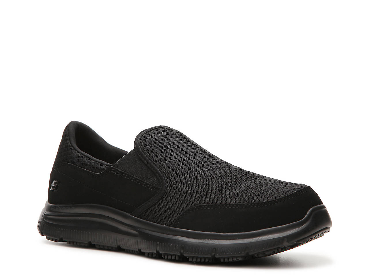 skechers slip on shoes for men