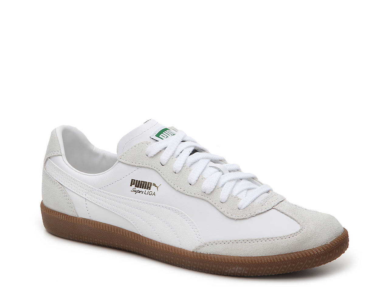66a429e0cb02f4 Puma Super Liga OG Retro Sneaker - Men's Men's Shoes | DSW