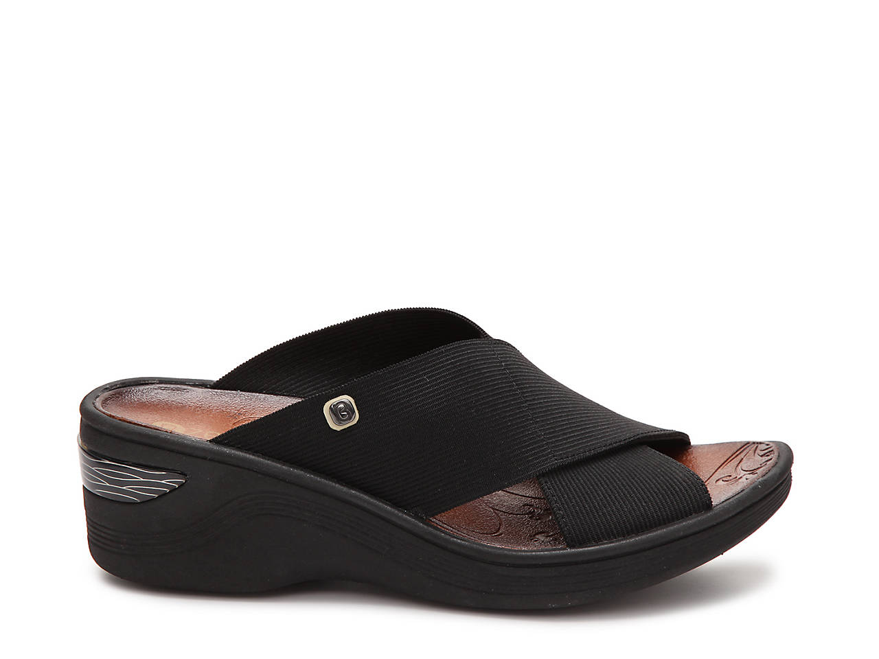0fcb6e3f00e BZees Desire Wedge Sandal Women s Shoes