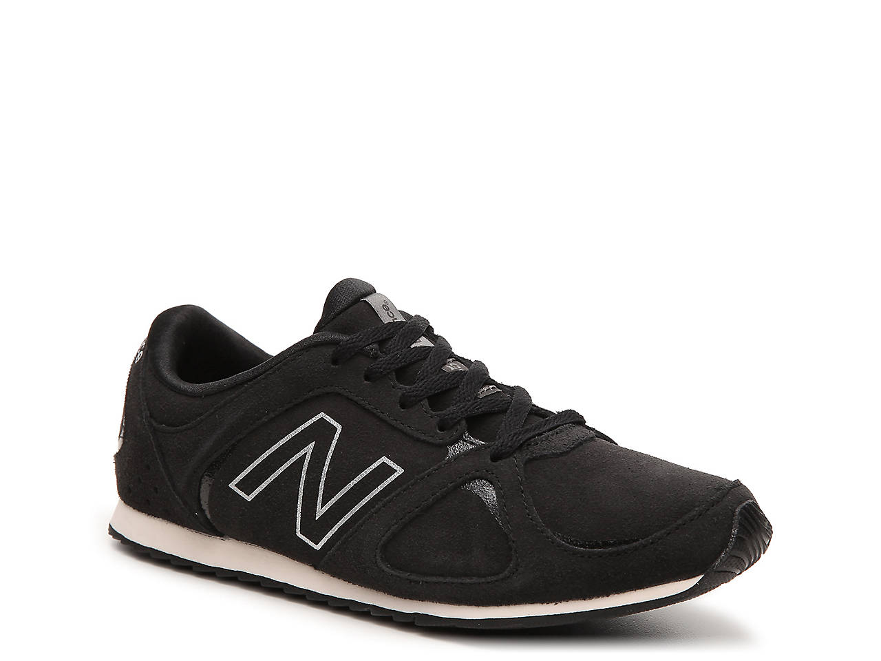 555 Retro Suede Sneaker - Women's