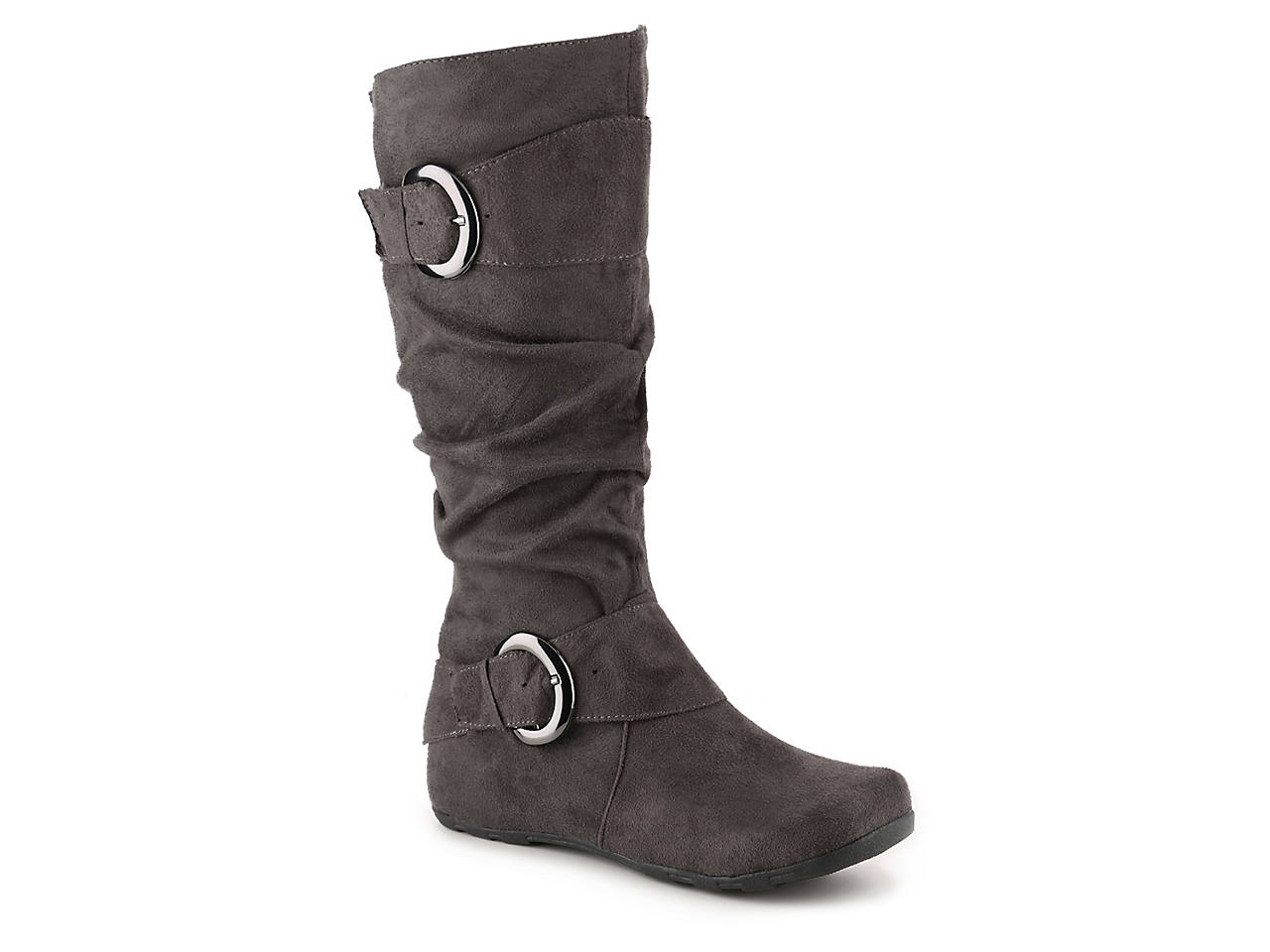 Journee Collection Jester ... Women's Knee-High Boots K42a16Dh