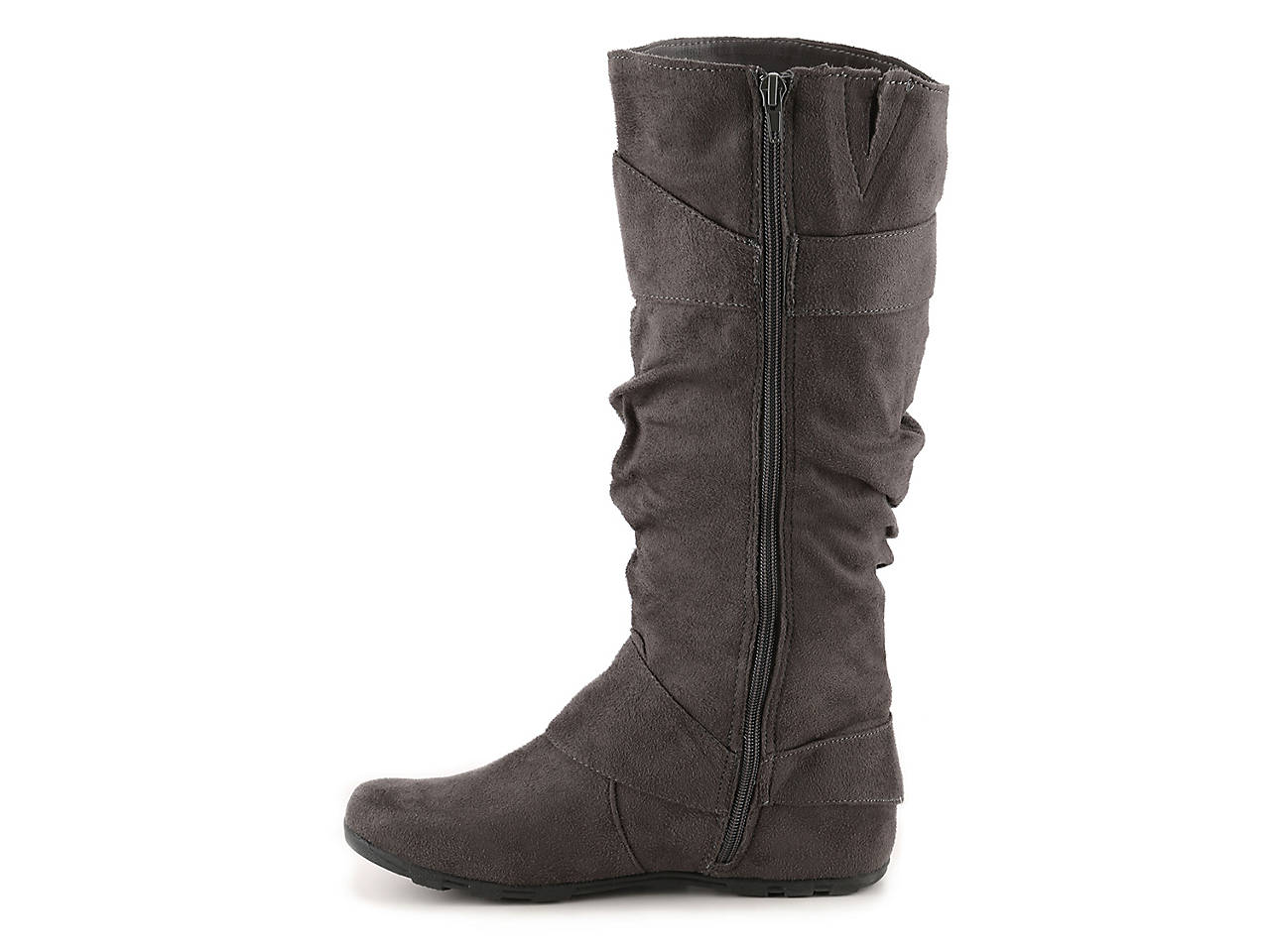 ac7fe0527ef9 Journee Collection Jester Wide Calf Boot Women s Shoes