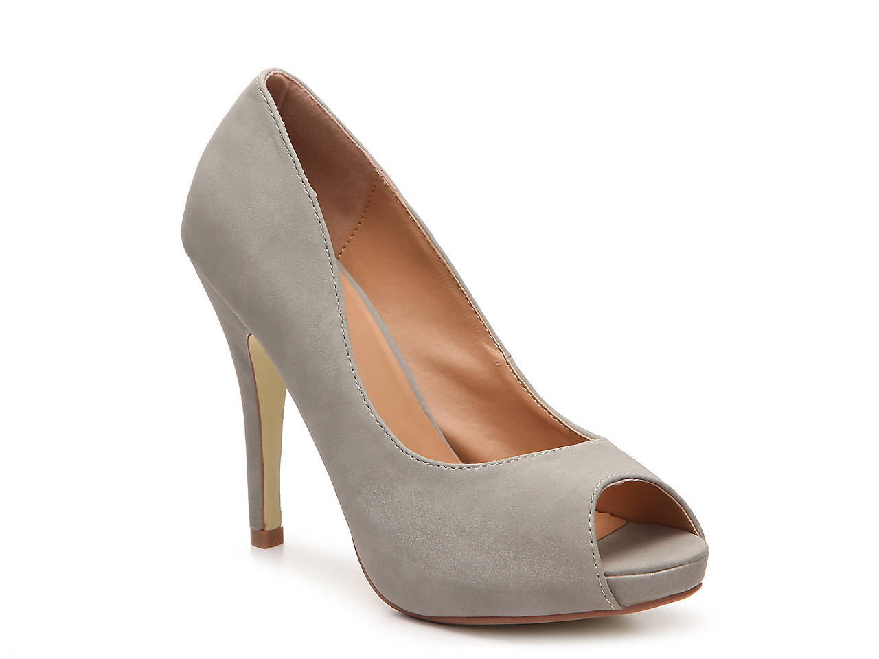 24645e1f73f9 Journee Collection Lois Platform Pump Women s Shoes