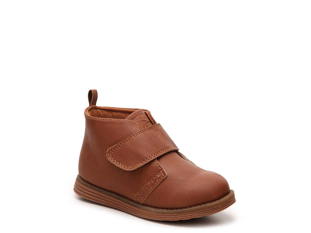 Shop Cheap Osh Kosh B gosh Lucas Boys Toddler Velcro Boot Brown 888737124219