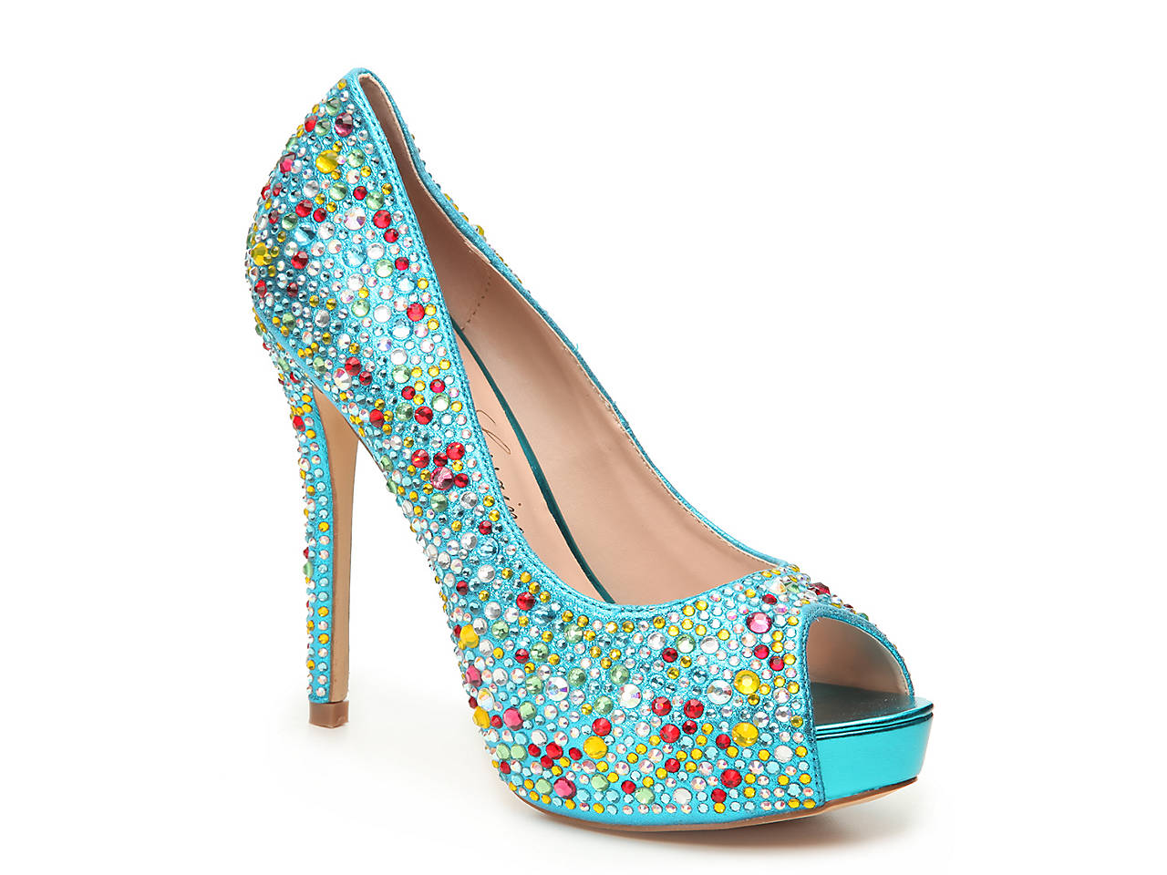daaf930c4 Lauren Lorraine Candy Platform Pump Women s Shoes