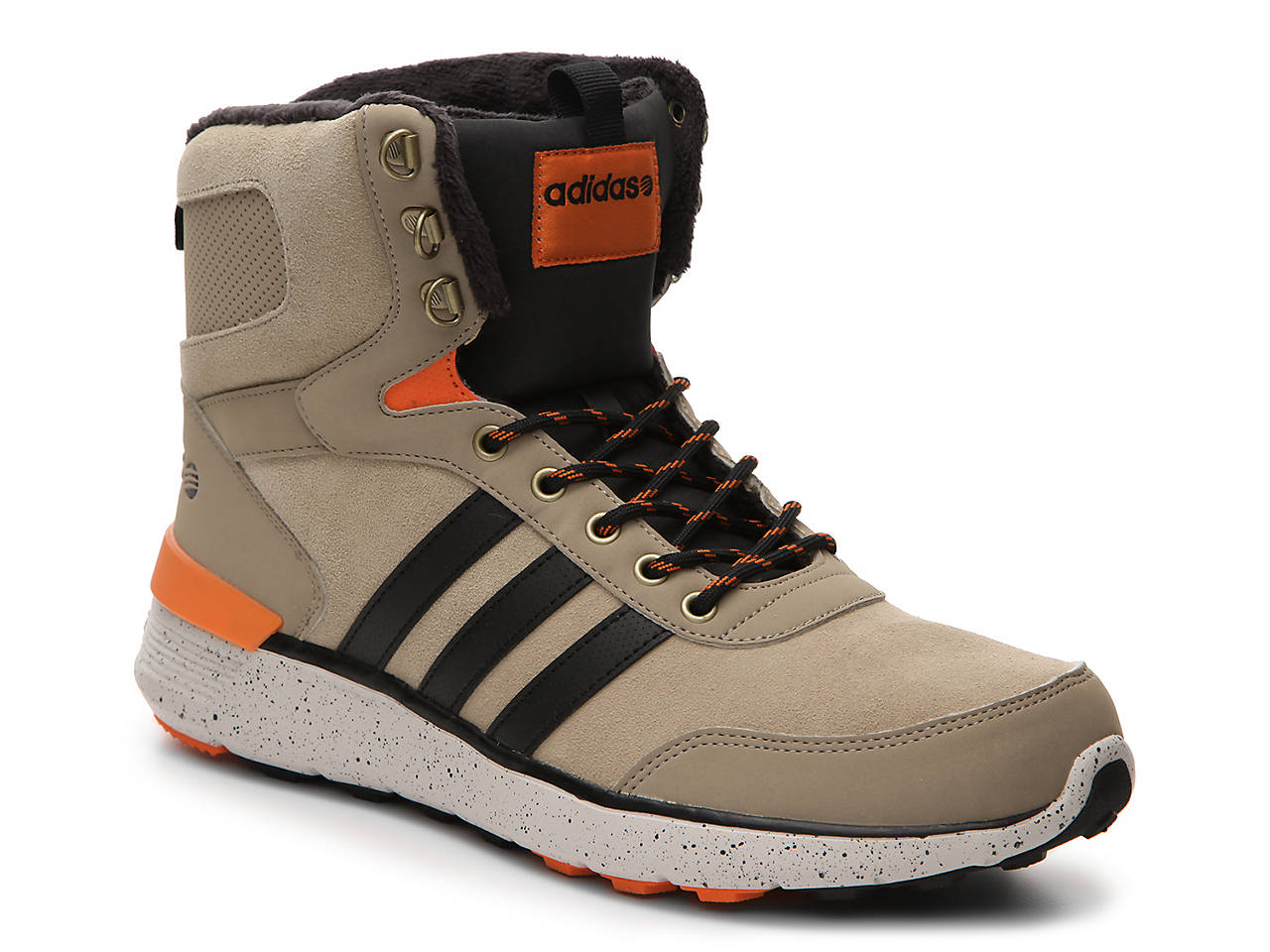bda67681cb75 adidas NEO Lite Racer High-Top Sneaker - Men s Men s Shoes