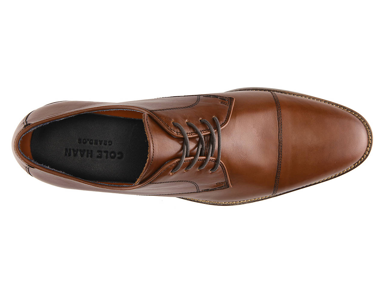 a45af0c0c8d1b Cole Haan Lenox Hill Cap Toe Oxford Men s Shoes