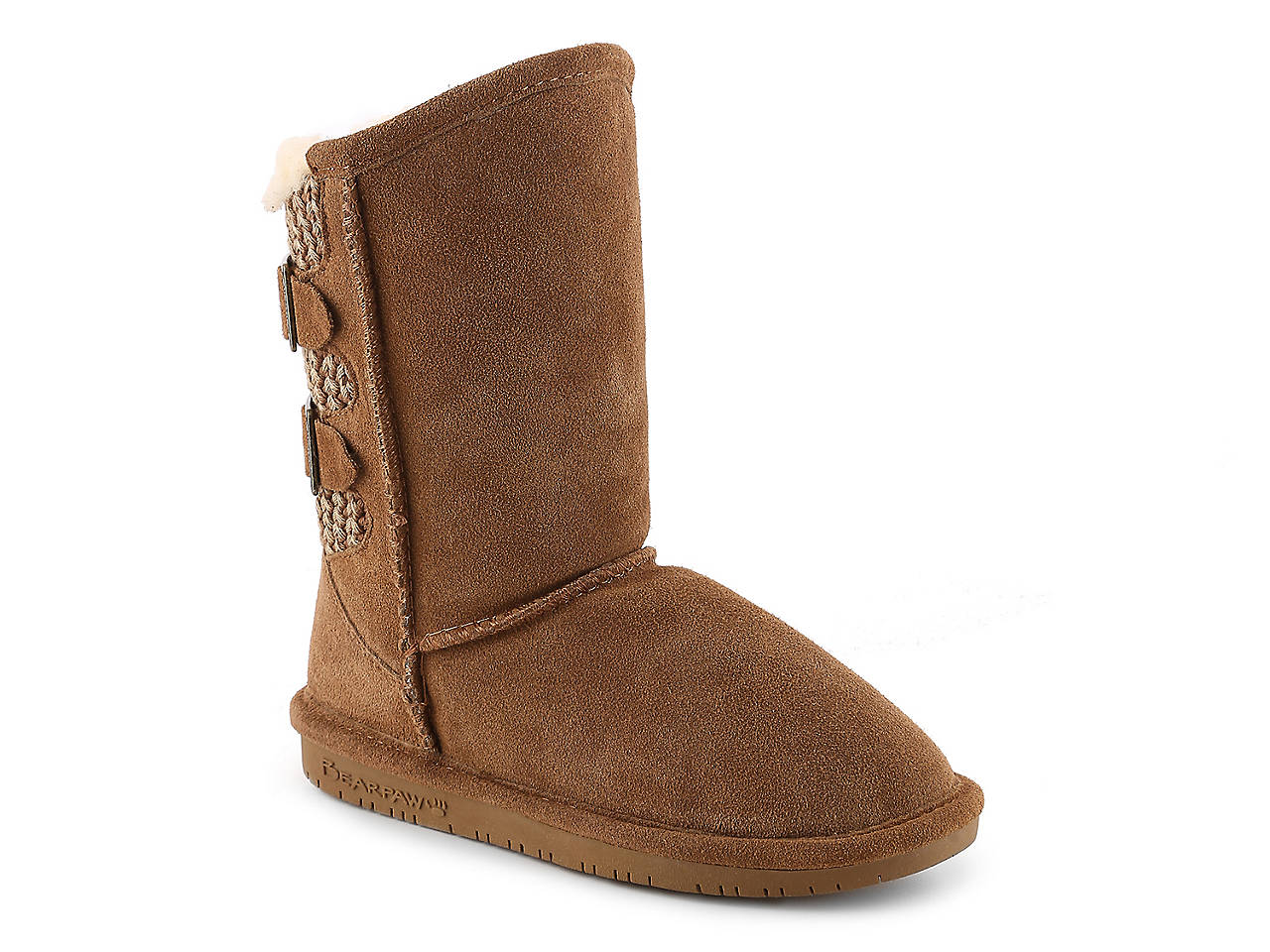 206609fd29c Bearpaw Boshie Youth Boot Kids Shoes