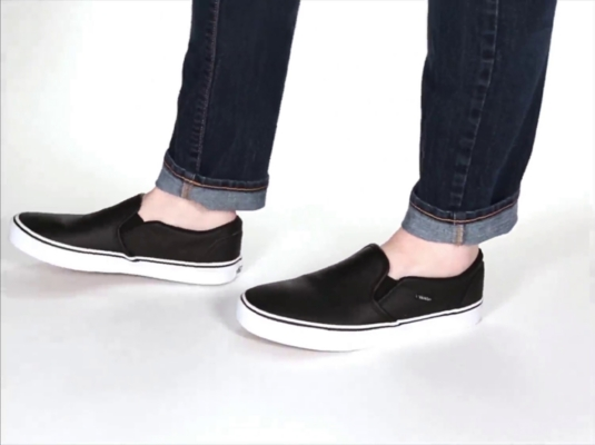 627e1c0165 Vans Asher Perforated Slip-On Sneaker - Women s Women s Shoes