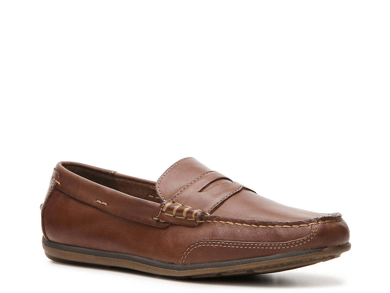 Dockers Tan Dalton Penny Loafer Mens