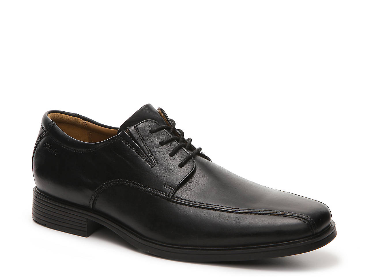 Clarks Tilden Walk Shoe - Available in Extended Sizes Me6d1h