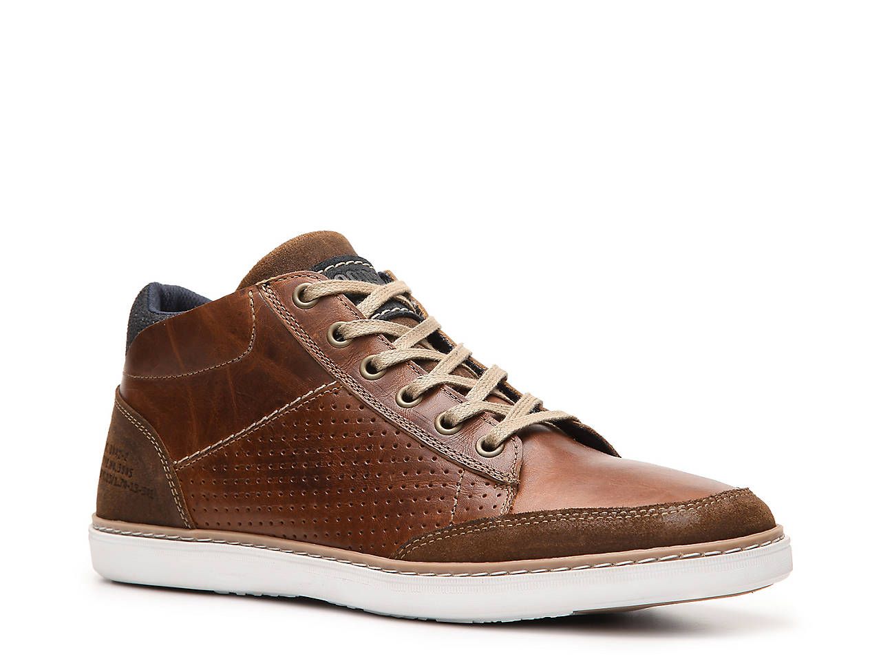 17e04f66836 Bullboxer Ashford Mid-Top Sneaker Men s Shoes