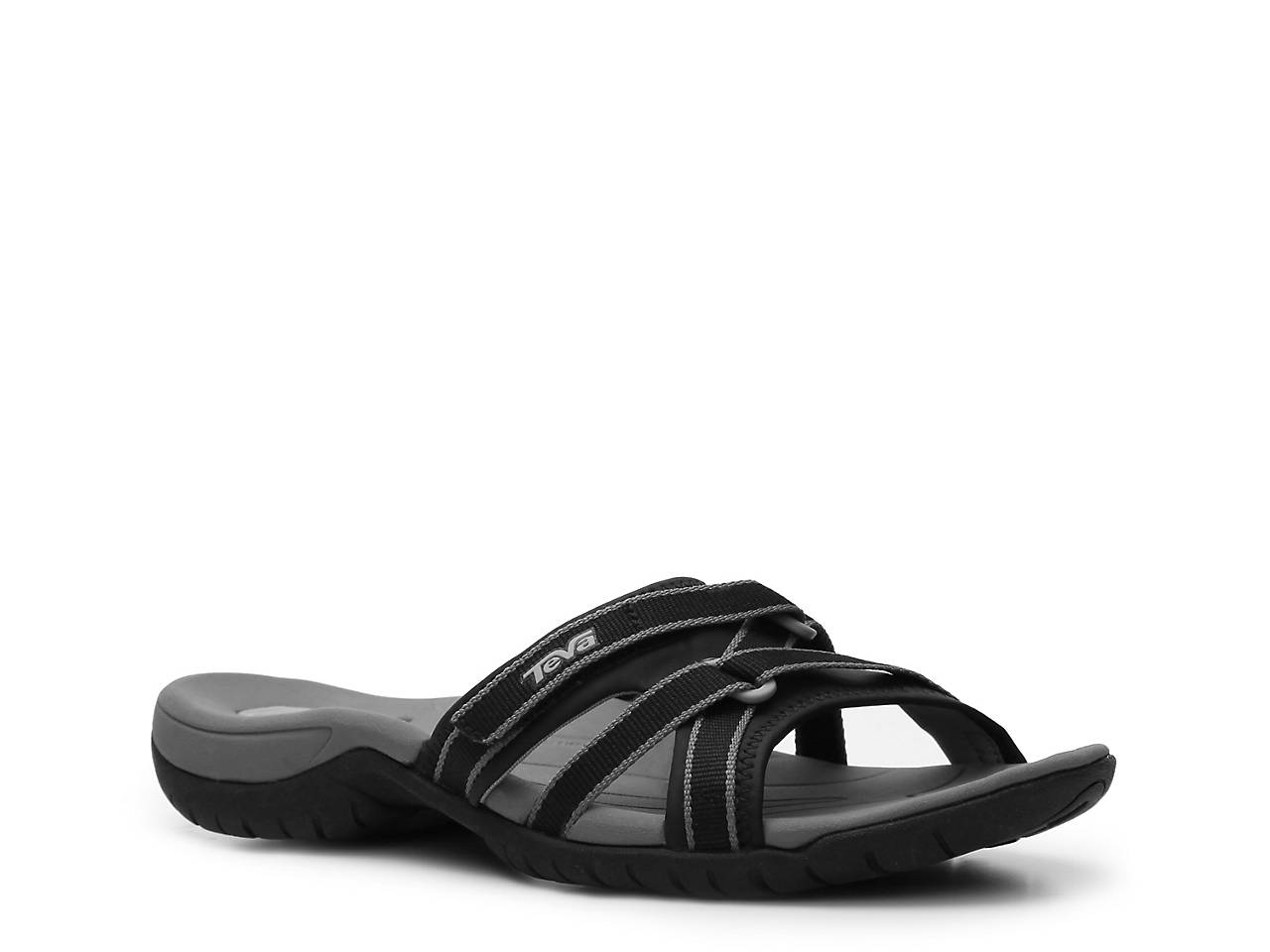 fe0cbc421 Teva Tirra Slide Sport Sandal Women s Shoes