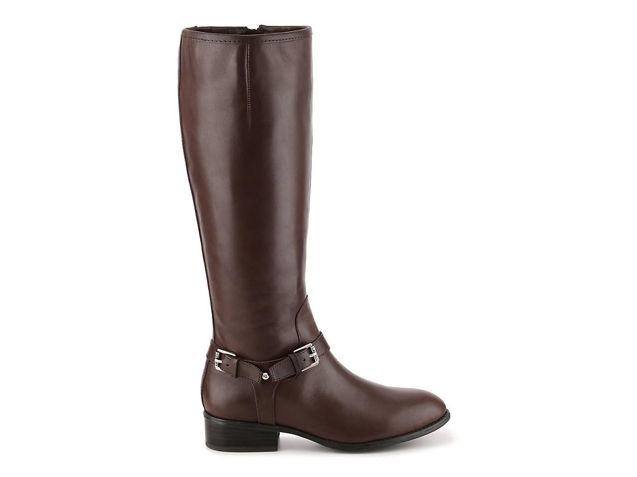 Lauren Ralph Lauren Marion Wide Calf Riding Boot Women S