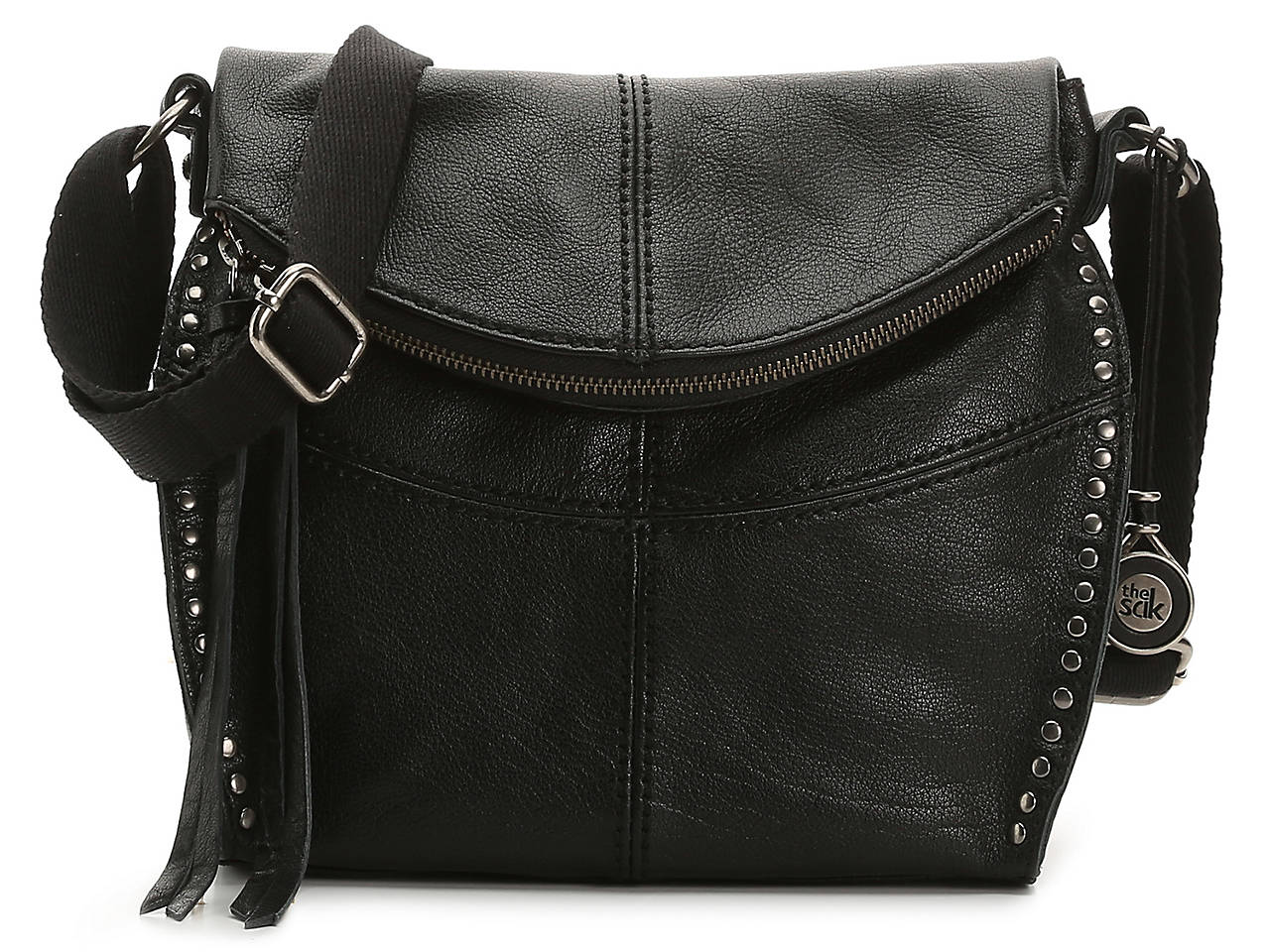 The Sak Silverlake Leather Crossbody Bag Women s Handbags ...