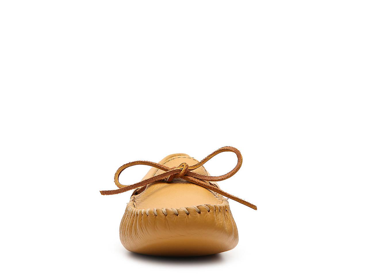 6d4d0188733 Minnetonka Double Deerskin Softsole Slipper Men s Shoes