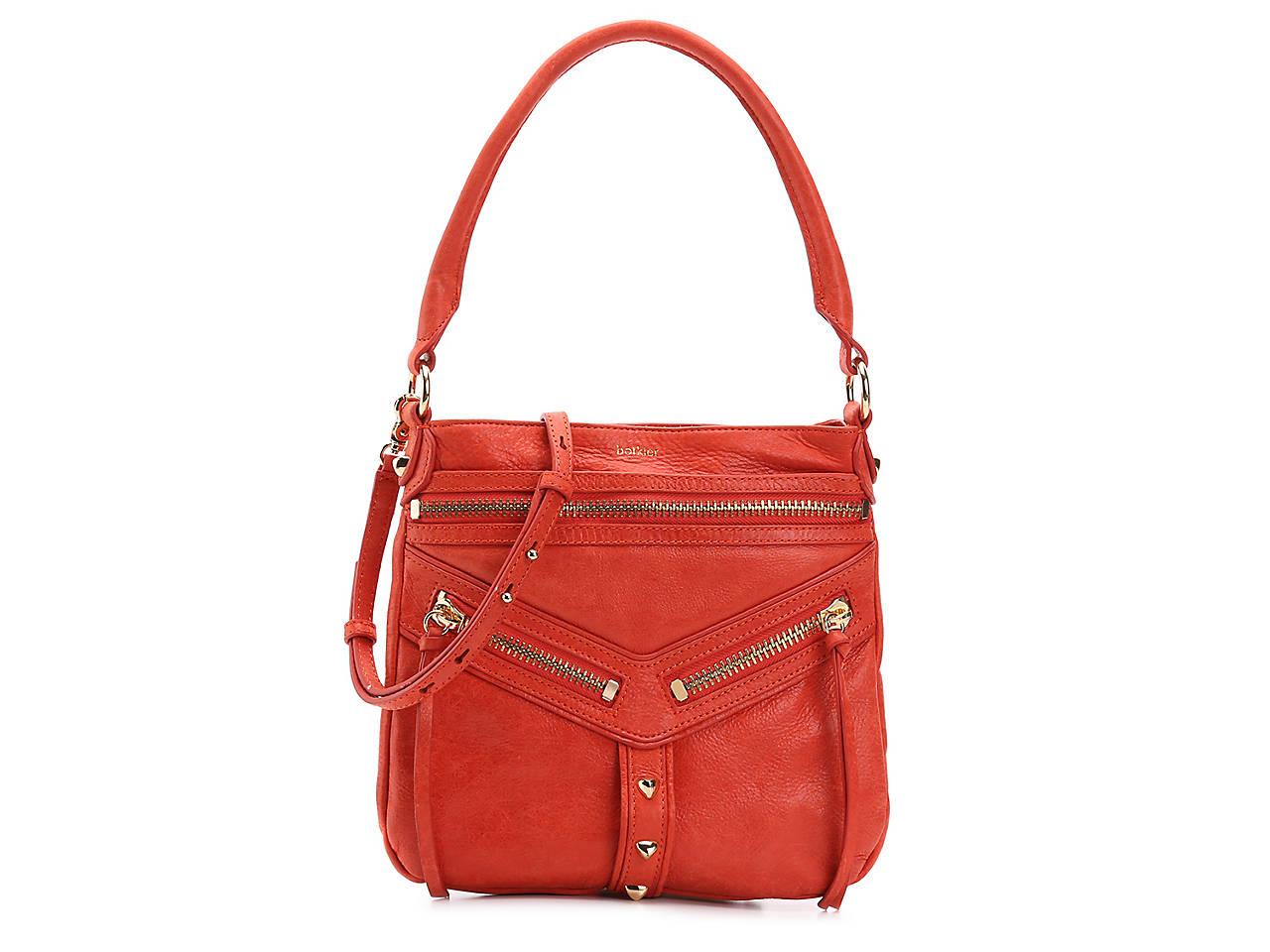 Trigger Leather Large Crossbody Bag