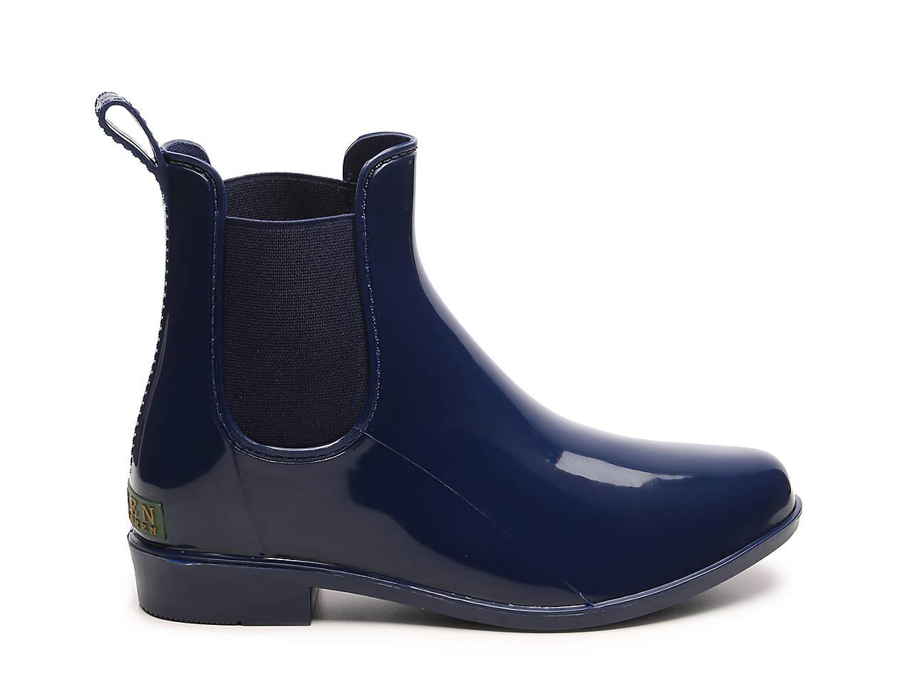 6091a88b3c88dd Lauren Ralph Lauren Tally Rain Boot Women s Shoes