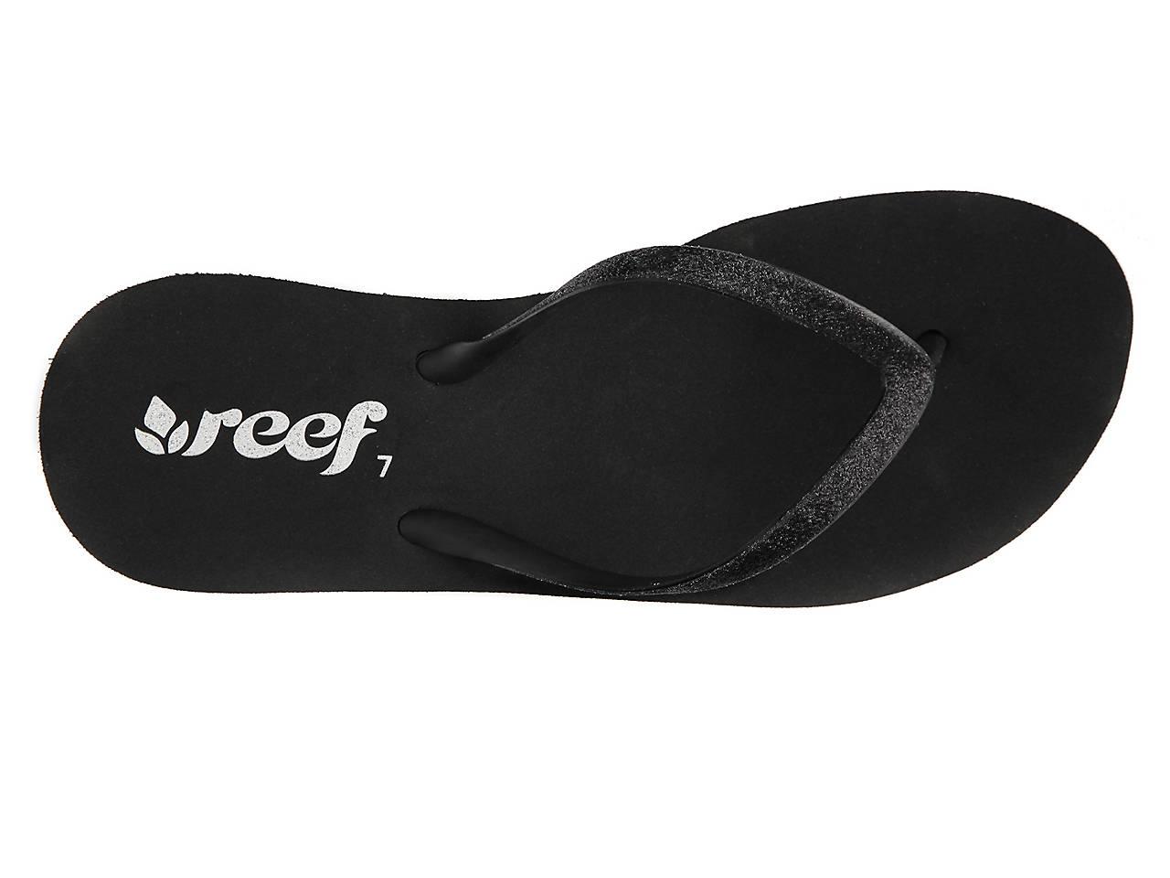 e14a6a27677 Reef Krystal Star Wedge Sandal Women s Shoes