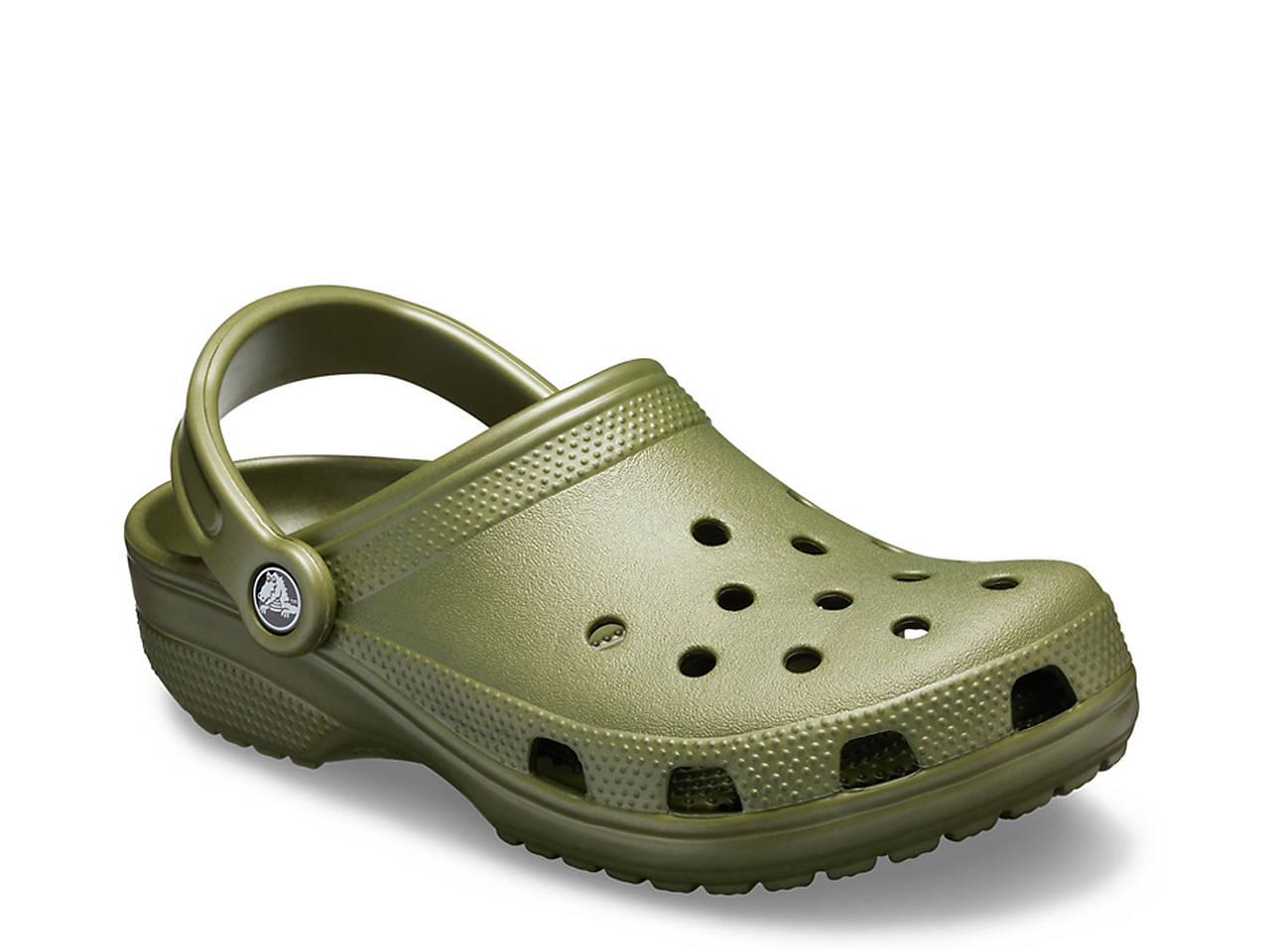 ec8b91adb4cb Crocs Classic Clog Men s Shoes