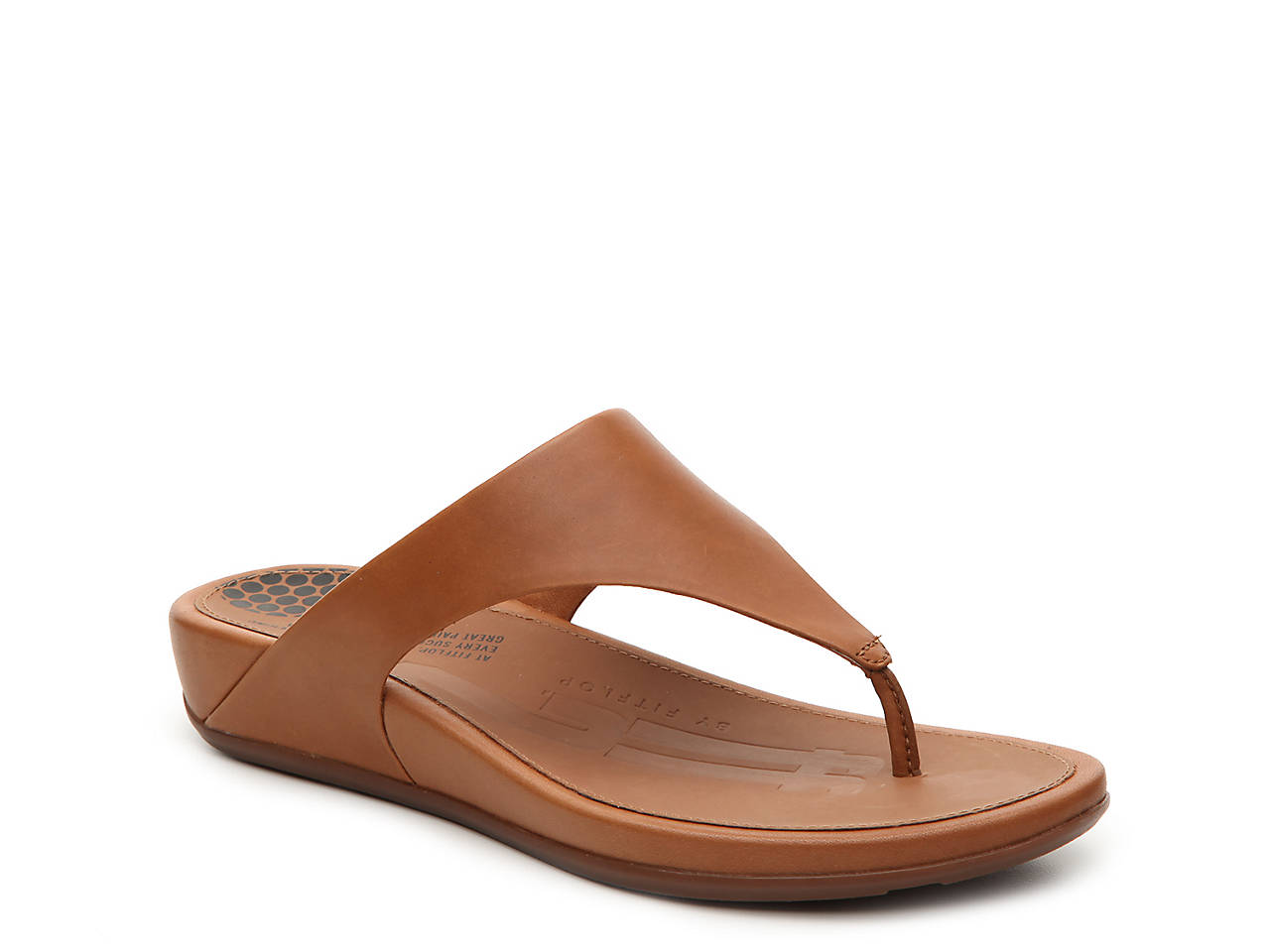 e21a58ee2247c6 FitFlop Banda Wedge Sandal Women s Shoes