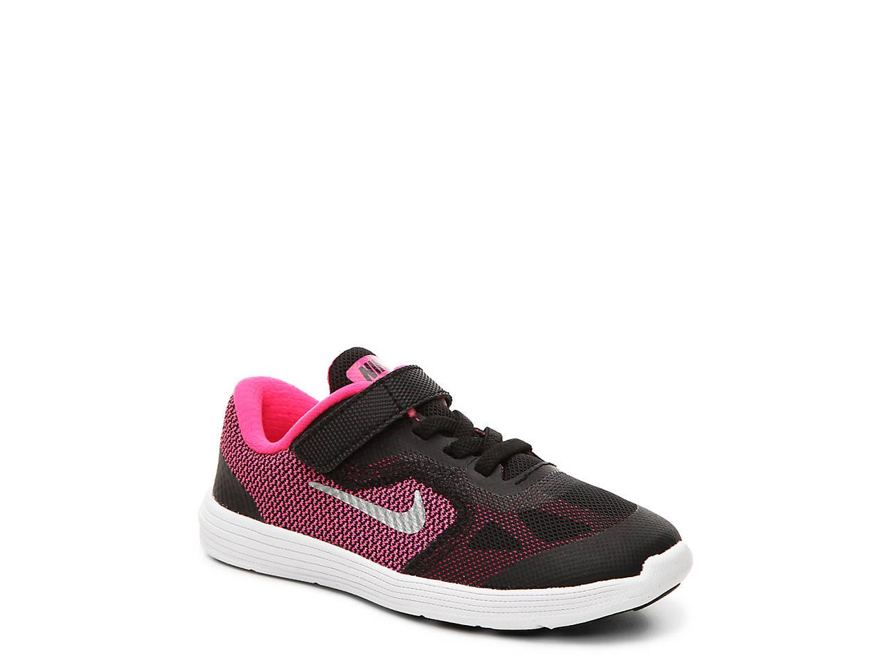 4141cae0e3f Nike Revolution 3 Infant   Toddler Running Shoe Kids Shoes