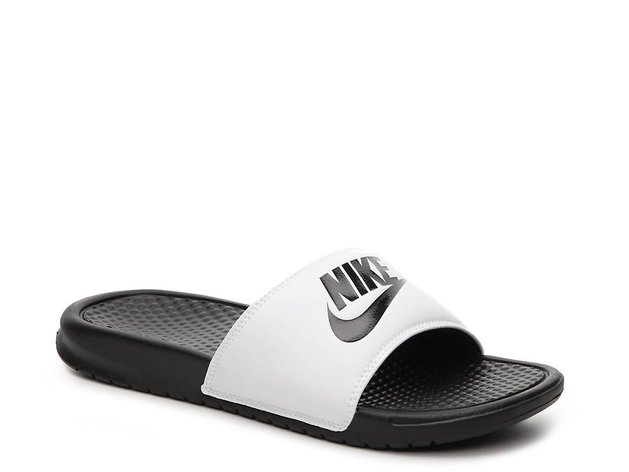 8fb3adcbe Nike Benassi Just Do It Slide Sandal - Men s Men s Shoes