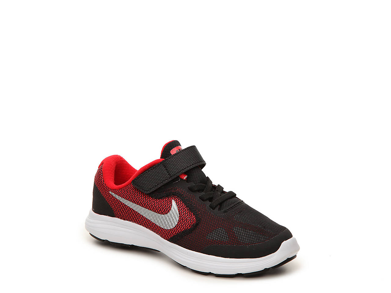 Nike Revolution 3 Toddler   Youth Running Shoe Kids Shoes  640b0671db