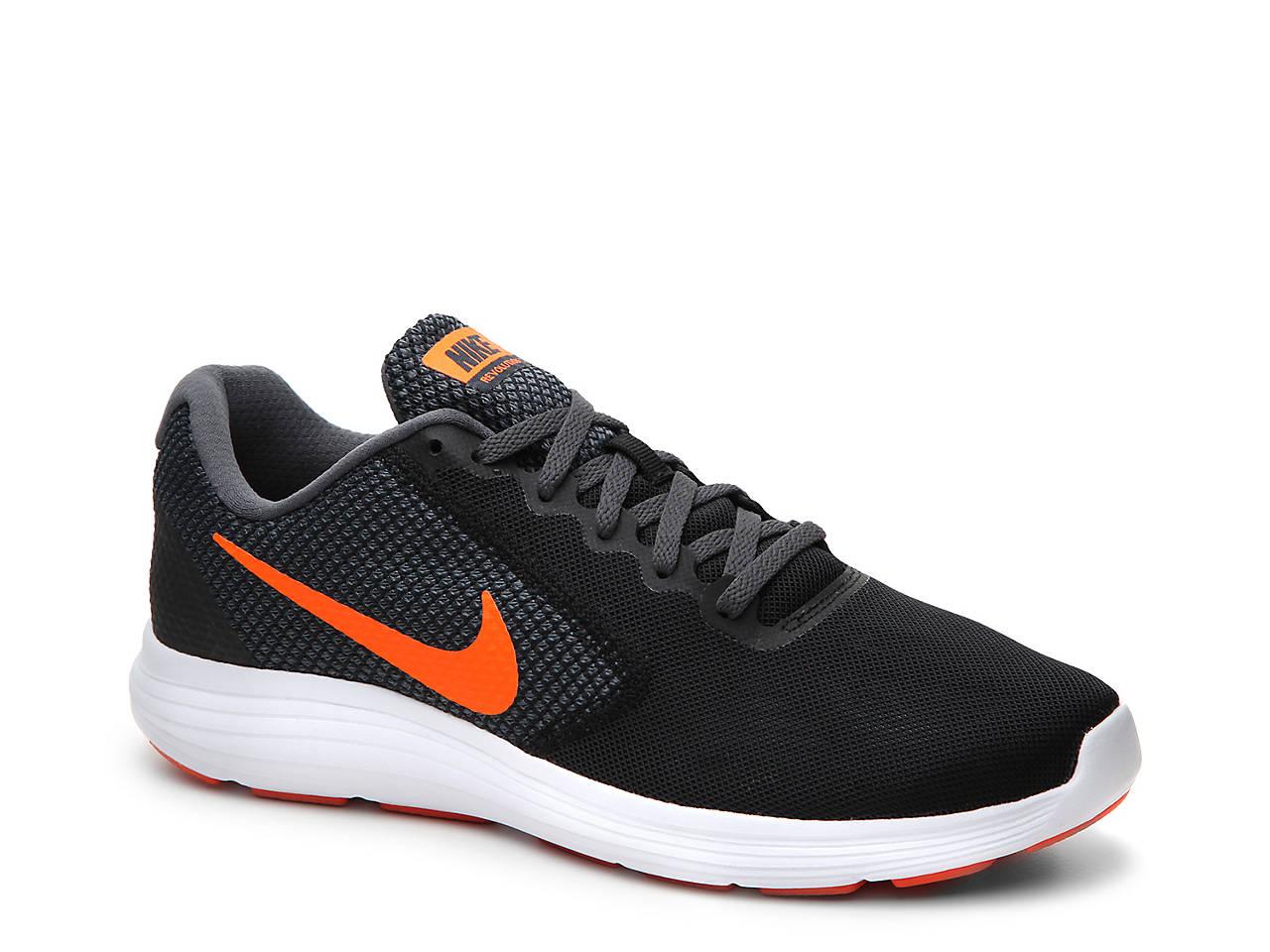 Revolution 3 Lightweight Running Shoe Men S