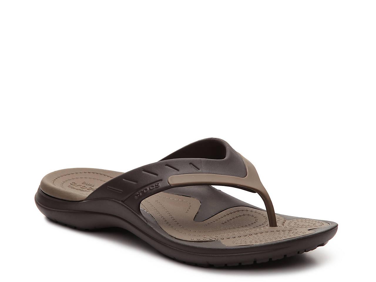 1a46de8f722421 Crocs Modi Sport Flip Flop Men s Shoes