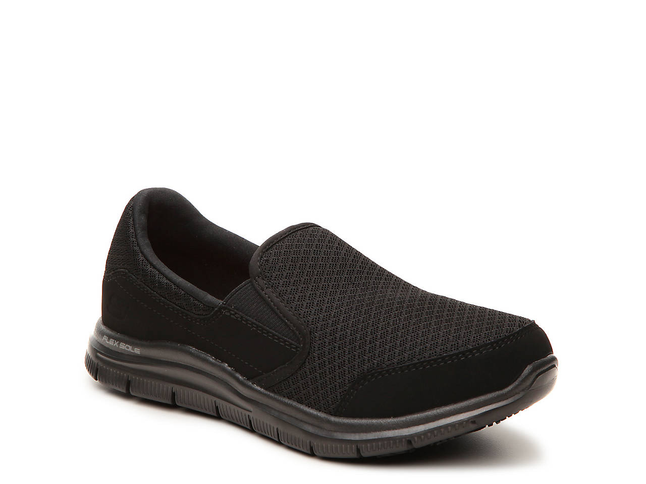 8998fe7763b3 Skechers Work Cozard Work Slip-On Women s Shoes