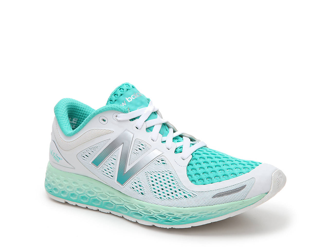 new balance zante womens. fresh foam zante v2 lightweight running shoe - women\u0027s new balance womens