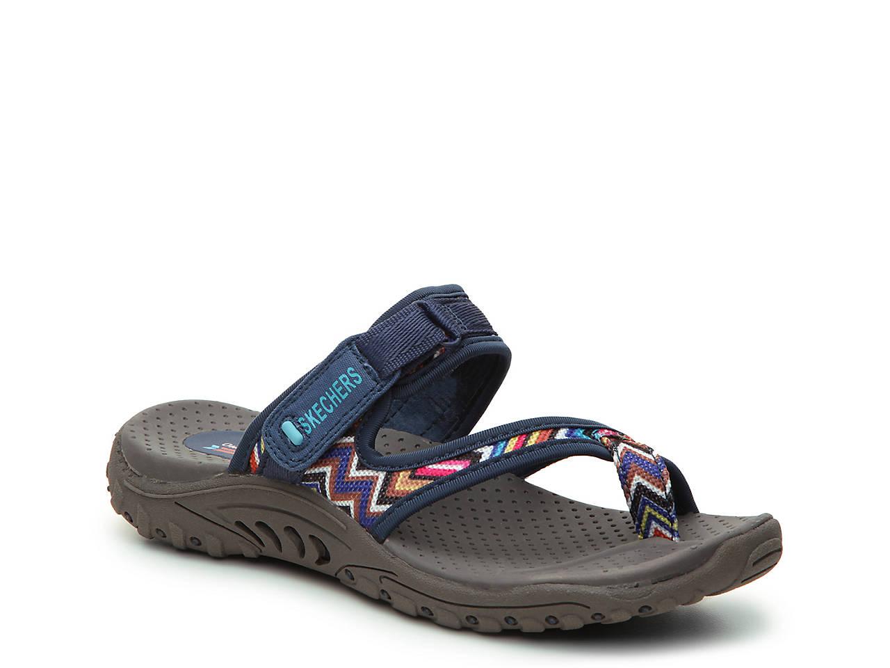 9fbfb64a18f1 Skechers Zig Swag Sport Sandal Women s Shoes