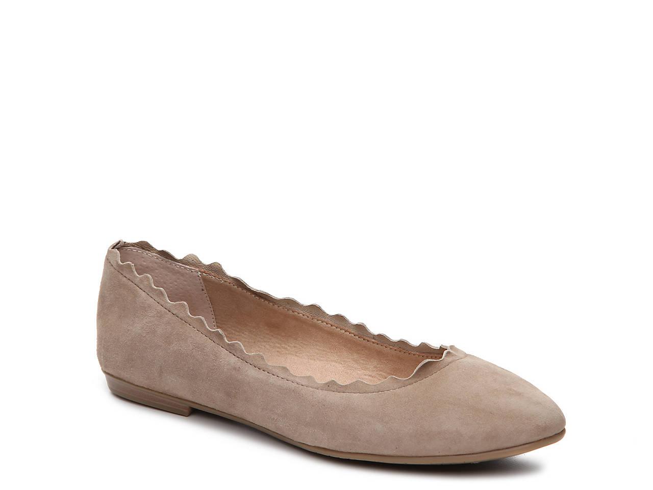 91d63a5bc5 Audrey Brooke Winny Ballet Flat Women's Shoes | DSW