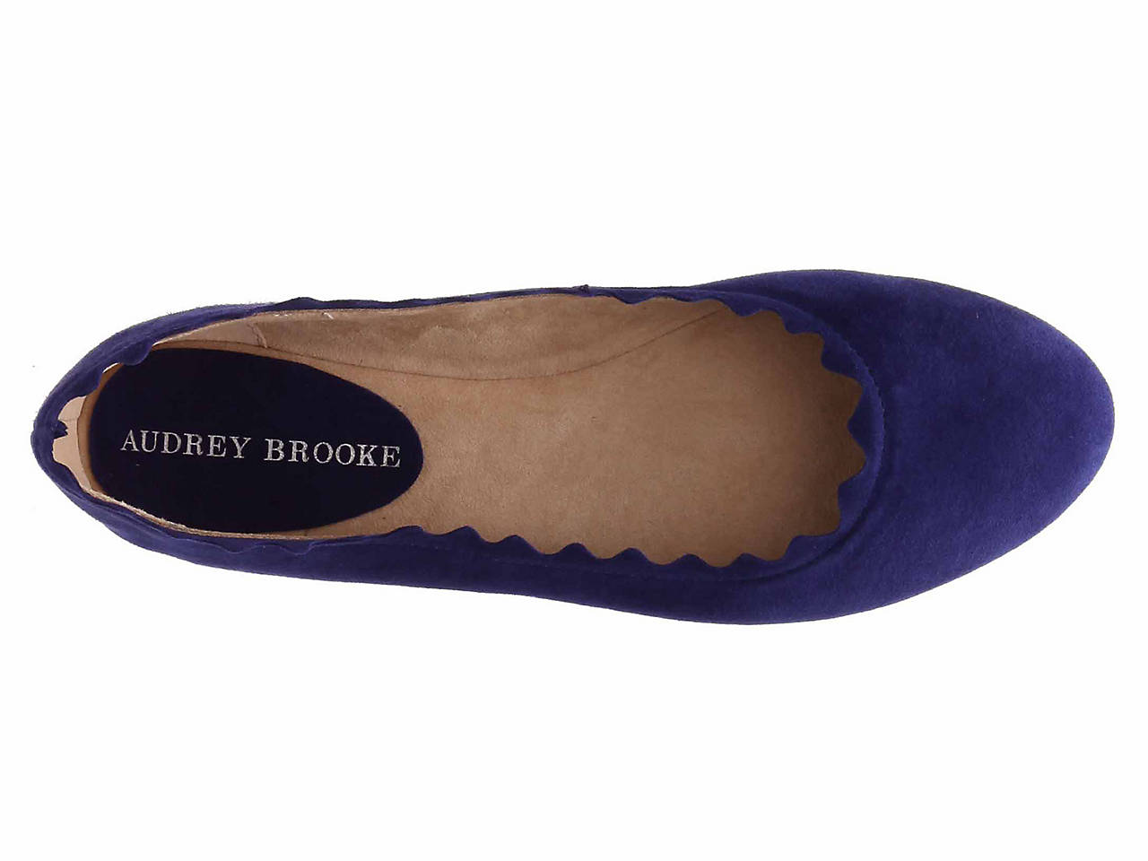 455e6a41d9a83 Audrey Brooke Winny Ballet Flat Women s Shoes