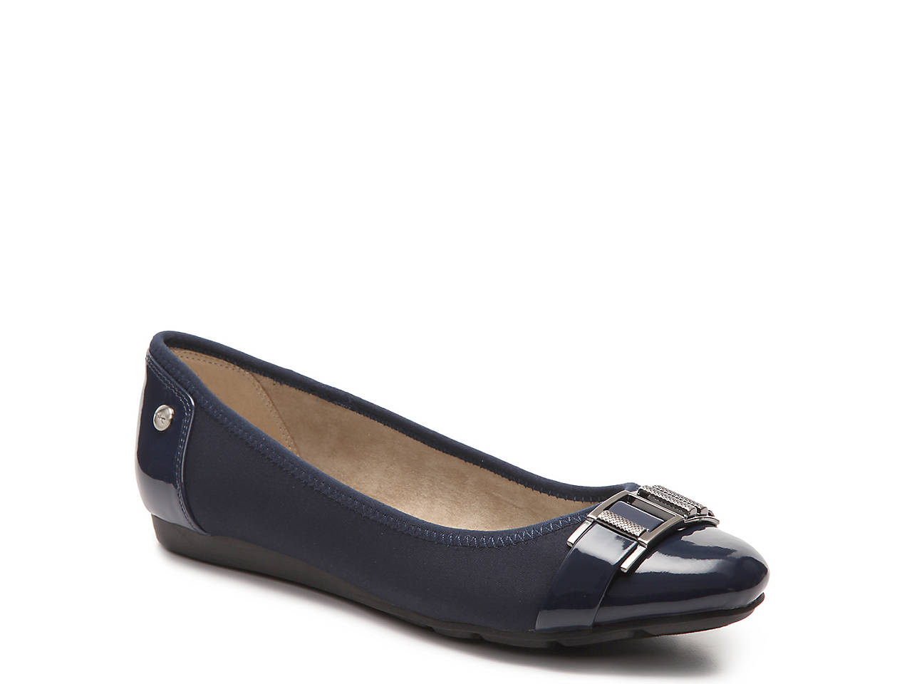 fe35f9c410b Anne Klein Sport Abandoned Ballet Flat Men s Shoes