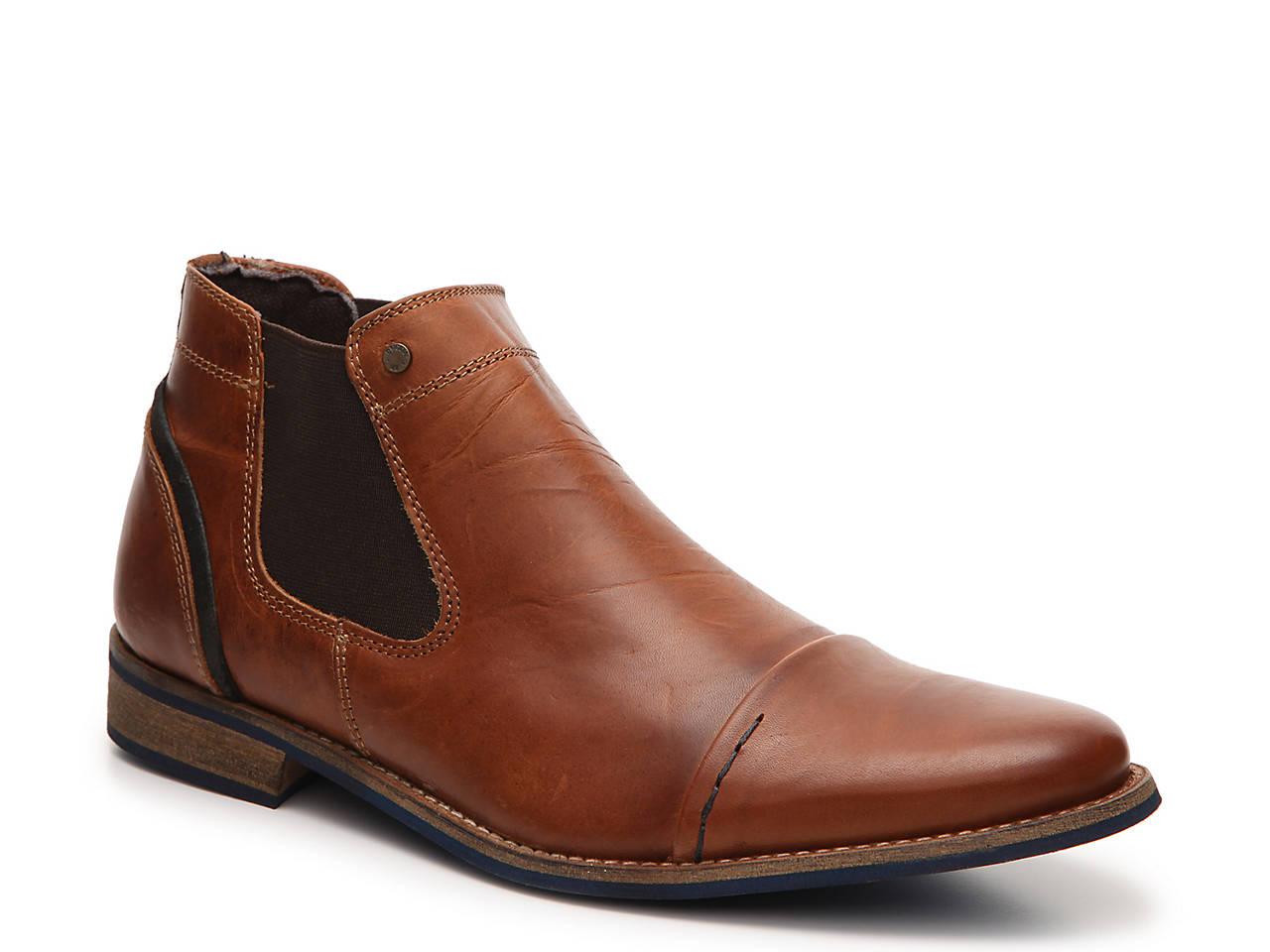 Navos Cap Toe Boot