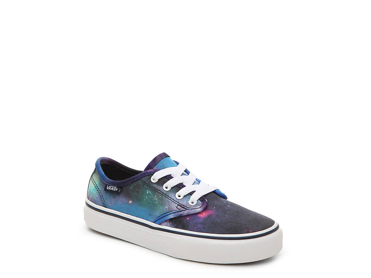 11895ff4c395 Vans Camden Cosmic Galaxy Toddler   Youth Sneaker Kids Shoes