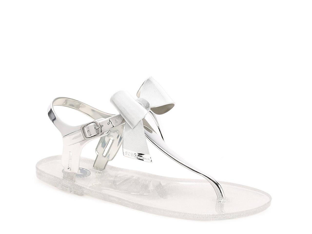 Black sandals at dsw - Beena Jelly Sandal