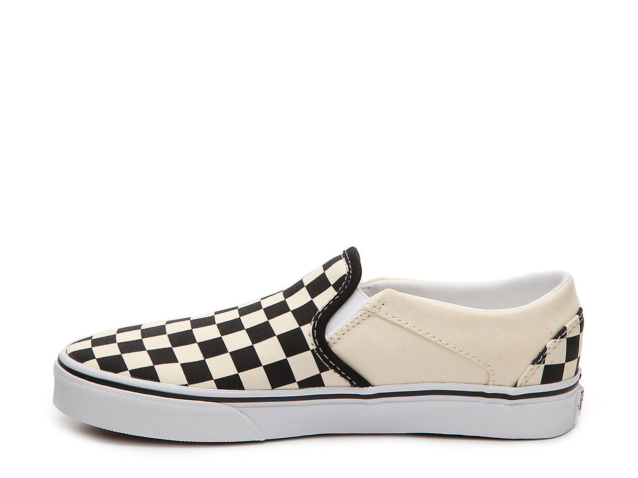 5660350f4a07de Vans Asher Slip-On Sneaker - Women s Women s Shoes