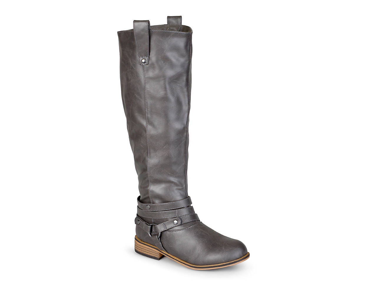 43658ff69ca1 Journee Collection Walla Extra Wide Calf Riding Boot Women s Shoes