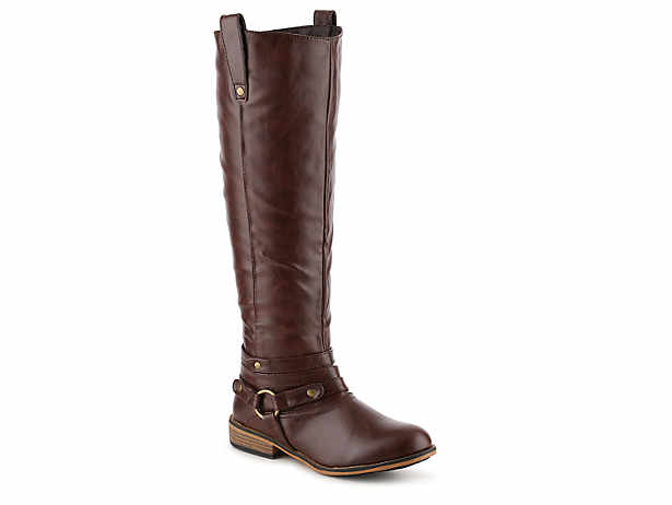 a8275630bf84 Journee Collection Tori Extra Wide Calf Boot Women s Shoes