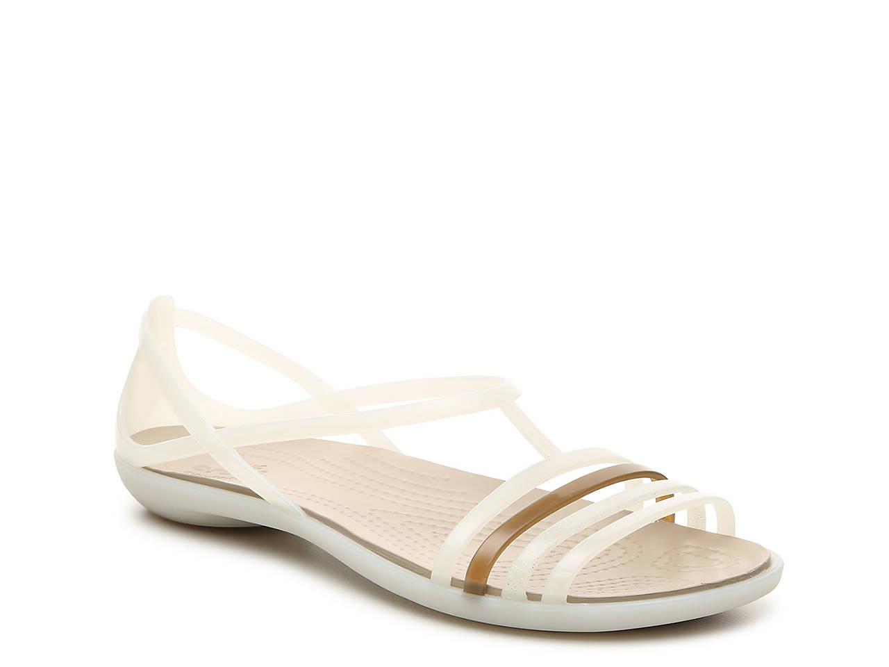7c6b07793 Crocs Isabella Multicolor Jelly Sandal Women s Shoes