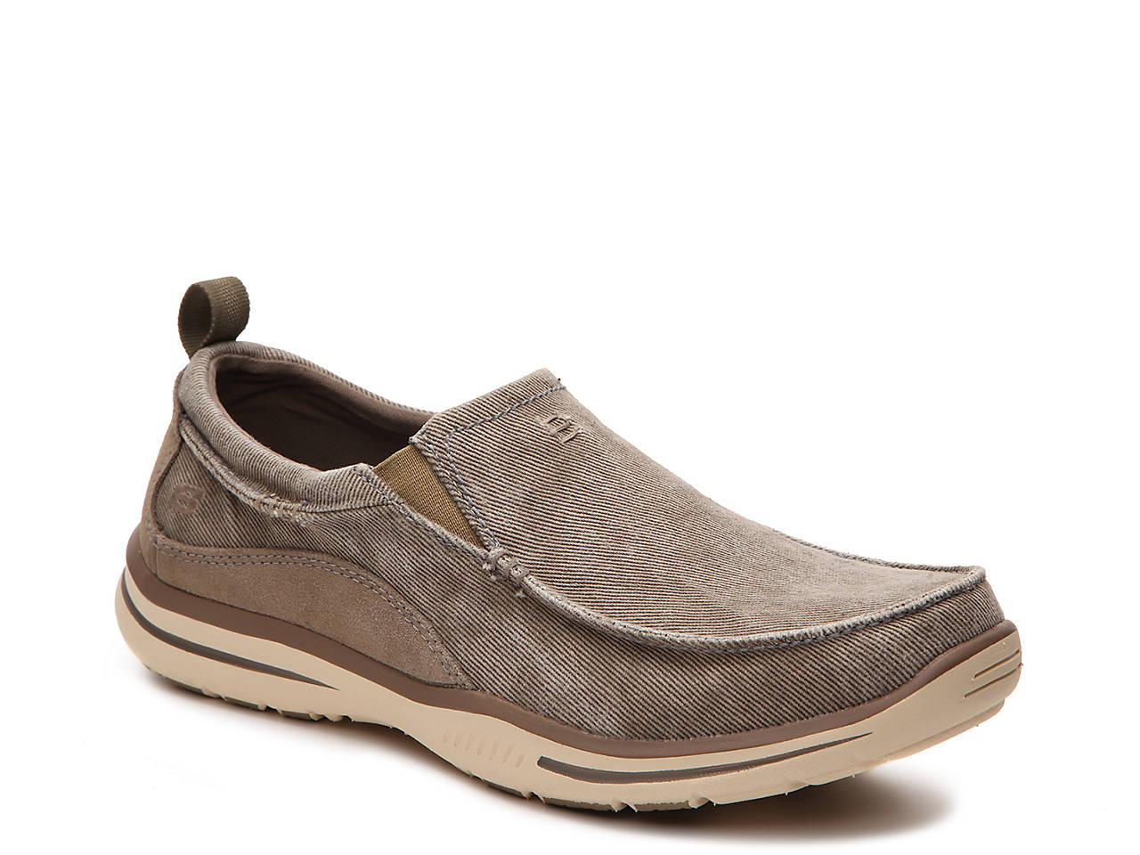 9bdc51d46 Skechers Relaxed Fit Drigo Slip-On Men's Shoes | DSW