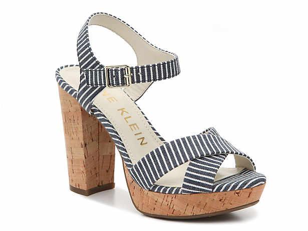 Lalima Platform Sandal