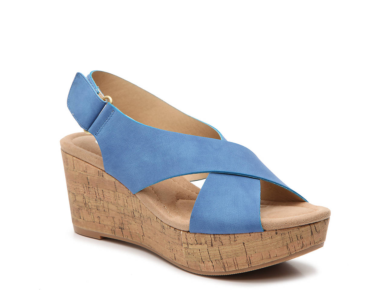 1a6940e5898 Dream Girl Wedge Sandal