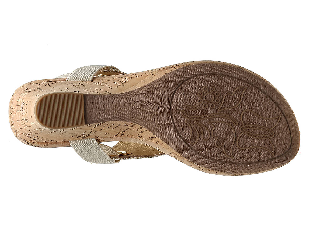 White Mountain Aida Wedge Sandal Women S Shoes Dsw