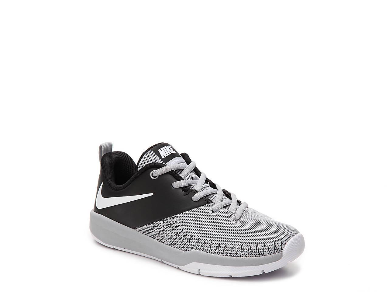 4034f25fd698 Nike Team Hustle D7 Low Youth Basketball Shoe Kids Shoes