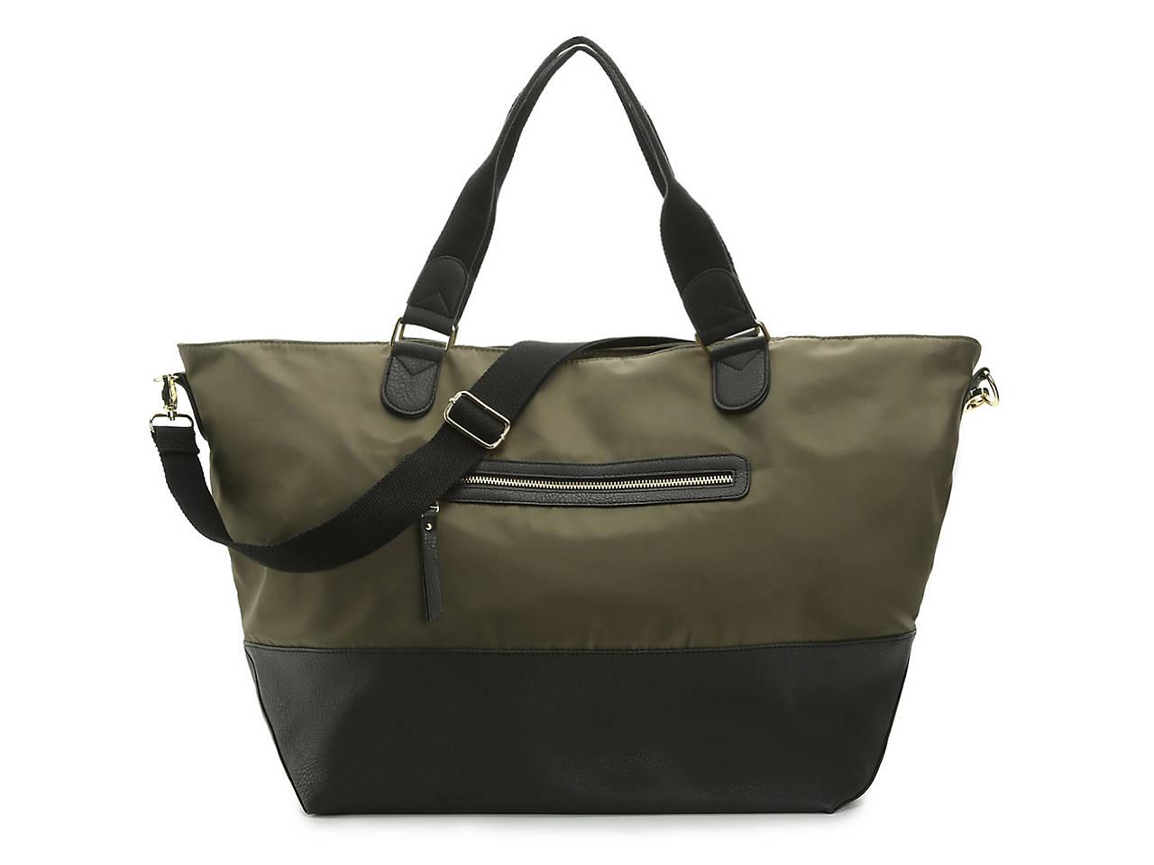 2ad2ba3a61d2 Madden Girl Cori Weekender Bag Women s Handbags   Accessories