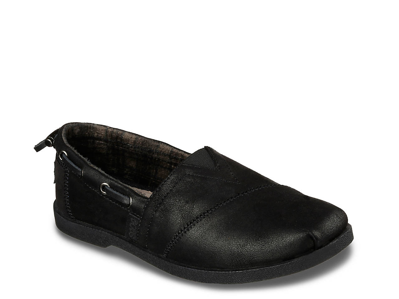 Chill Luxe Buttoned Up Slip-On